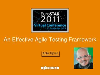 An Effective Agile Testing Framework