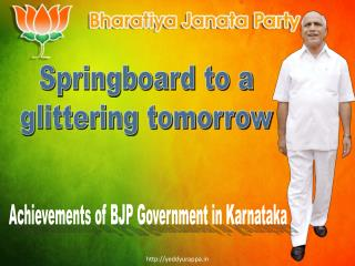 Springboard to a glittering tomorrow