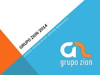 GRUPO ZION 2014