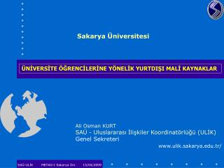 Sakarya Üniversitesi