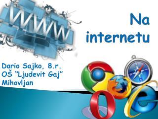 Na internetu