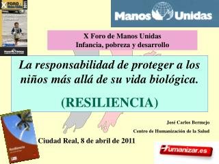 La responsabilidad de proteger a los niños más allá de su vida  biológica. (RESILIENCIA)