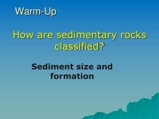Where in Georgia do you find Sediments  Sedimentary Rocks