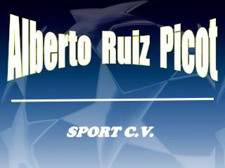 Alberto  Ruiz  Picot