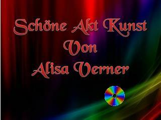 Schöne Akt Kunst Von Alisa  Verner