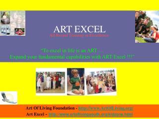 ART EXCEL
