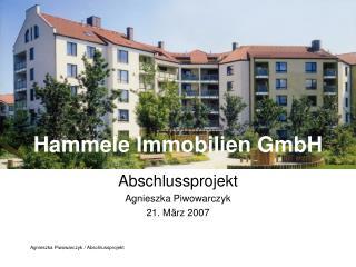 Hammele Immobilien GmbH