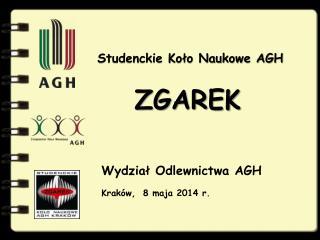 Studenckie Koło Naukowe AGH