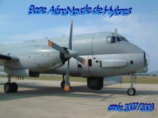 Base AéroNavale de Hyères
