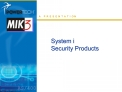 System i Security Products