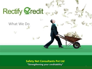 Credit Repair Service in India