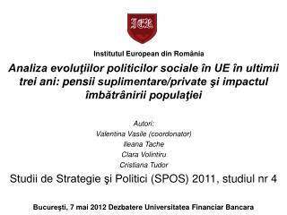 Institutul European din România