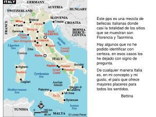 Costa Siciliana vista desde Taormina