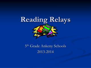 Reading Relays
