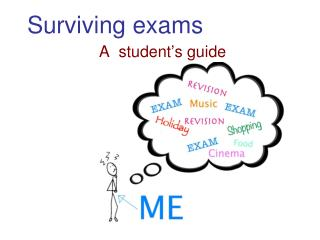 Surviving exams