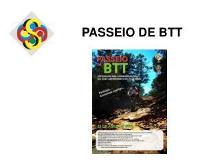 PASSEIO DE BTT