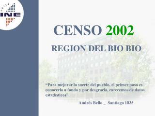 CENSO 2002