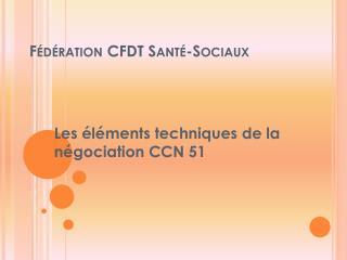 Fédération CFDT Santé-Sociaux