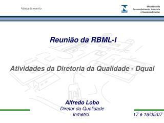 Reunião da RBML-I
