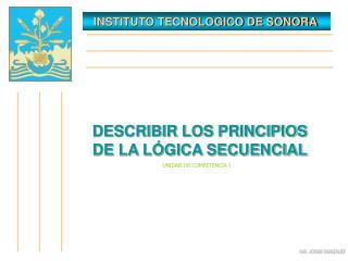 INSTITUTO TECNOLOGICO DE SONORA