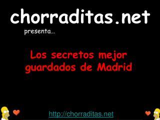 Los secretos mejor guardados de Madrid