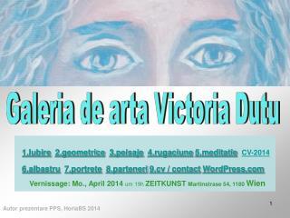 Galeria de arta Victoria Dutu