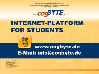 INTERNET-PLATFORM  	FOR STUDENTS