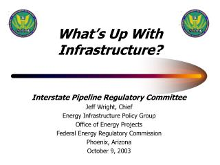What�s Up With Infrastructure?