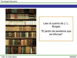 Prof. en Inform�tica