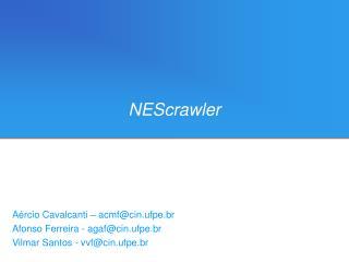 NEScrawler