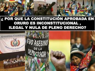 VIOLA EL ART. 23 de la LEY de CONVOCATORIA: