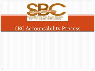 CRC Accountability Process