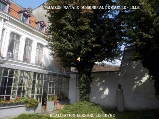 Maison  natale  du Général De Gaulle - Lille