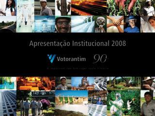 Apresenta  o  Institucional  2008