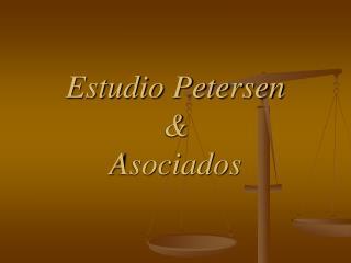 Estudio Petersen & Asociados