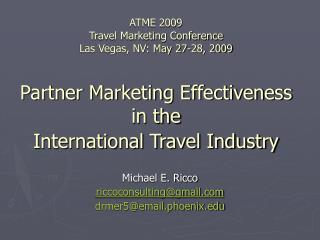 Michael E. Ricco riccoconsulting@gmail drmer5@email.phoenix