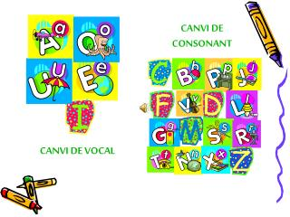 CANVI DE CONSONANT