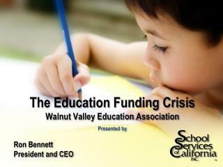 The Education Funding Crisis  Walnut Valley Education Association