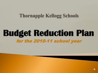 Thornapple Kellogg Schools