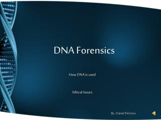 DNA Forensics