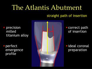 The Atlantis Abutment