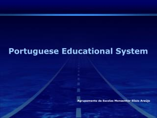 Portuguese Educational System