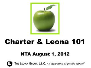 Charter & Leona 101 NTA August 1, 2012