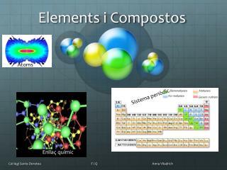 Elements  i  Compostos