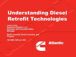 Understanding Diesel Retrofit Technologies
