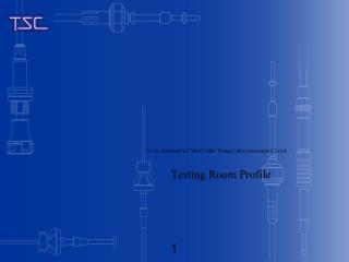 Testing Room Profile