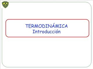 TERMODIN MICA Introducci n