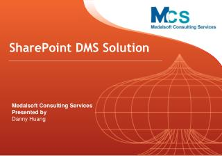 SharePoint DMS  Solution