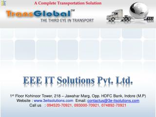 EEE IT Solutions Pvt .  Ltd.