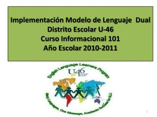 .  ¿Cuáles son los elementos básicos del modelo de lenguaje dual?